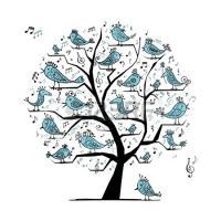 L arbre des zoiseaux